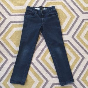 Boys Shaun White slim fit blue jeans